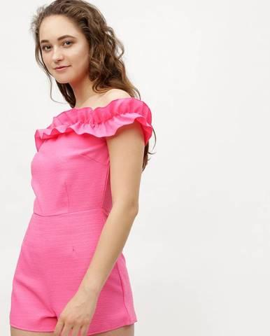 Ružový overal MISSGUIDED