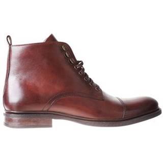 Šnurovacia obuv Lasocki for men MB-STEFF-13 koža(useň) lícová