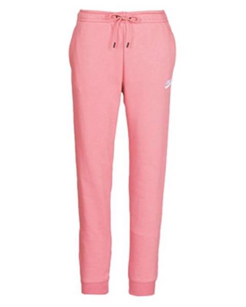 Ružové tepláky Nike