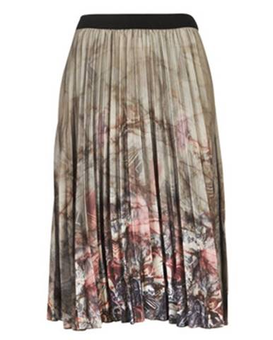 Viacfarebná sukňa Smash